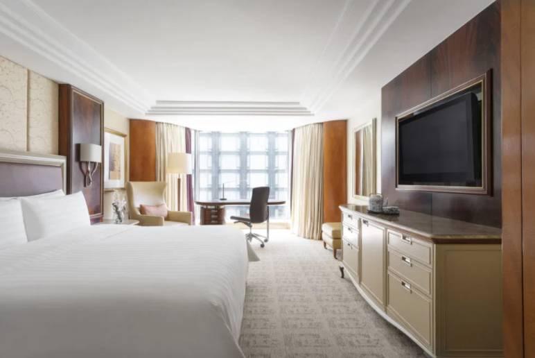 九龍香格里拉酒店房價只需0(加一服務費後8)