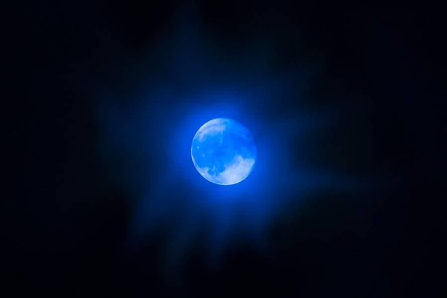 【藍月亮】香港出現罕見藍月亮!絕美天文現象錯過需等3年(圖片來源:pixabay)