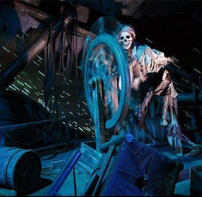這副骨骸是真的?