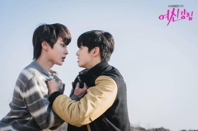大家一齊去看吧!(圖片來源:tvN)