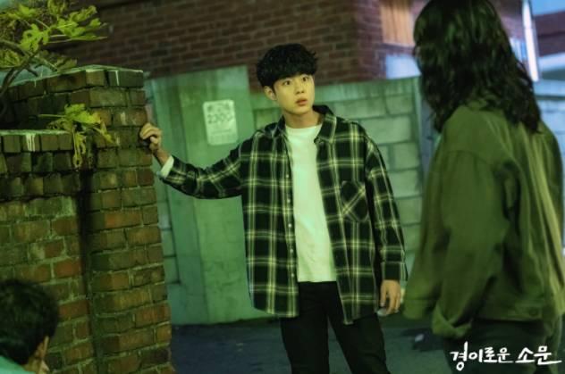 有不少劇迷都大讚《驅魔麵館》好看!(圖片來源:tvN)