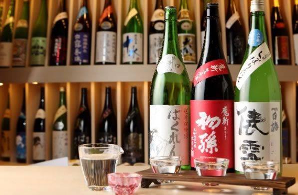 清酒吧(圖片來源:鶴岡食文化市場FOODEVER 酒バー彩鶴)