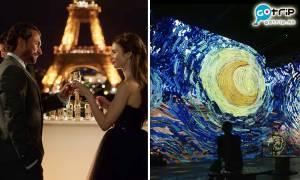 《Emily in Paris》5個巴黎景點逐個數!由梵高光之博物館走到通往終結的道路