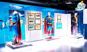 《DC 解密:英雄創紀》展覽限時門票優惠!$123起玩互動遊戲 睇原裝英雄服飾|GOtrip快閃12點