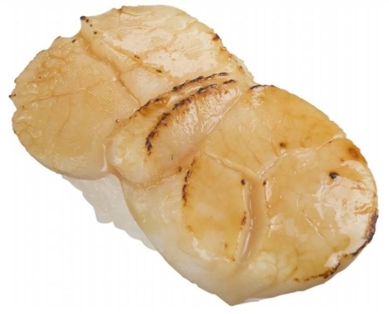 第8位 醬燒日本產帆立貝  