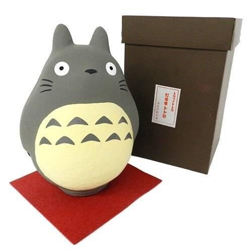 龍貓日本紙工藝品擺設