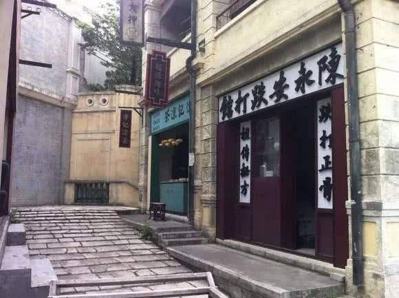 【娛樂圈靈異事件】香港某電視台的古裝街也有不少鬧鬼傳聞(圖片來源:搜孤)