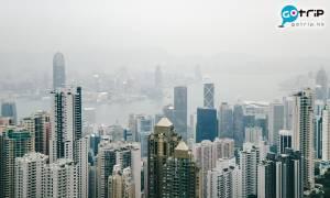 香港天氣急急變!下週氣溫激降低至20度 濕度暴跌至45%