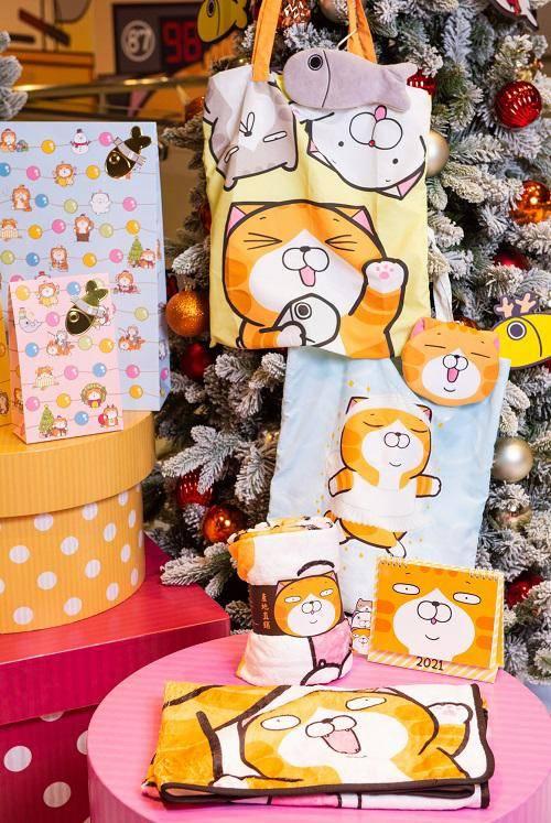 聖誕好去處2020|34大聖誕商場裝飾打卡推介  SANRIO、反斗奇兵、小丸子、蛋黃哥、姆明|持續更新