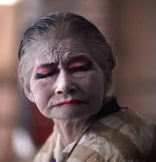 年老的橫濱瑪麗(圖片來源:arjunpuriinqatar)