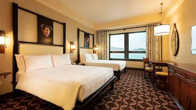 Black Friday 2020|迪士尼探索家度假酒店 標準客房 0/晚起(圖片來源:香港迪士尼樂園)