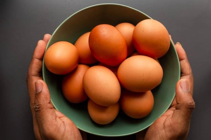 雞蛋(圖片來源:Unsplash@louishansel)