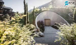 意大利酒店APFEL HOTEL設計似足墳頭 原意竟然是融入自然