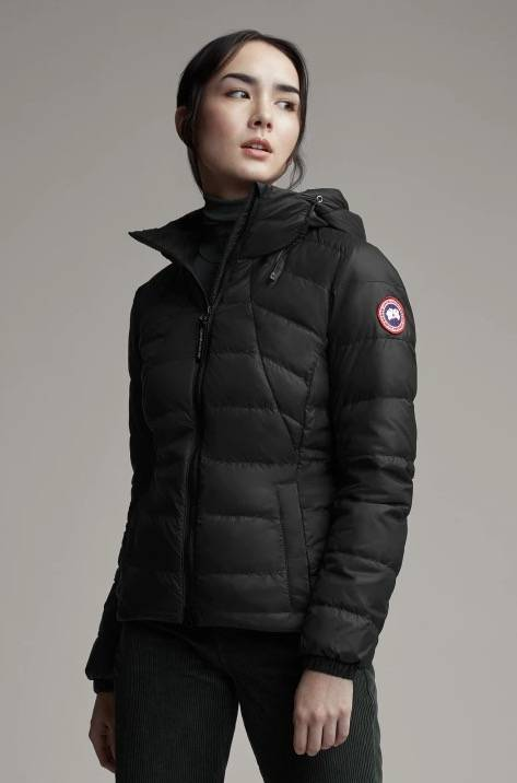 羽絨外套牌子推介3-Canada Goose含有高品質Canadian Hutterite绒毛(圖片來源:Canada Goose)