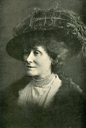 威廉妻子茱莉亞照片(圖片夾源:chesshistory.com)