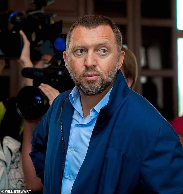 俄羅斯富翁奧列格(Oleg Deripaska)(圖片來源:dailymail)