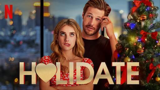 佳節限定戀人(圖片來源:Netflix)