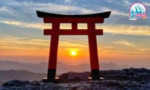 網民大熱大帽山鳥居 讓你一秒憶起日本感覺 攝影師留言教打卡秘訣