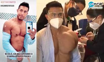 打疫苗爆紅胸肌猛男開派對被追擊 網民用一個線索成功起底