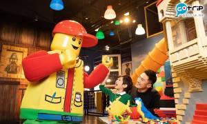 香港LEGOLAND室內遊樂場2021年開幕|場地介紹及優惠門票購買方法