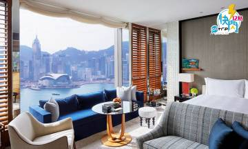 Rosewood快閃Staycation 人均$1,638住海景客房包雙人早餐|GOtrip快閃12點