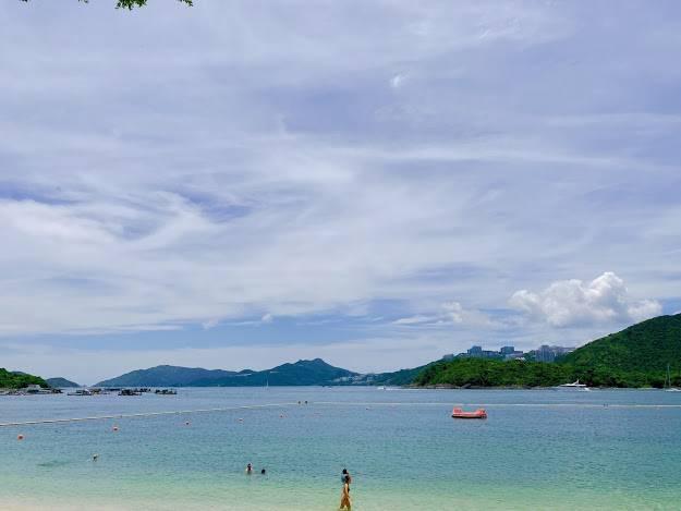 西貢三星灣|2小時輕鬆行山路線 白沙灣超美沙灘 路線教學+打卡靚景