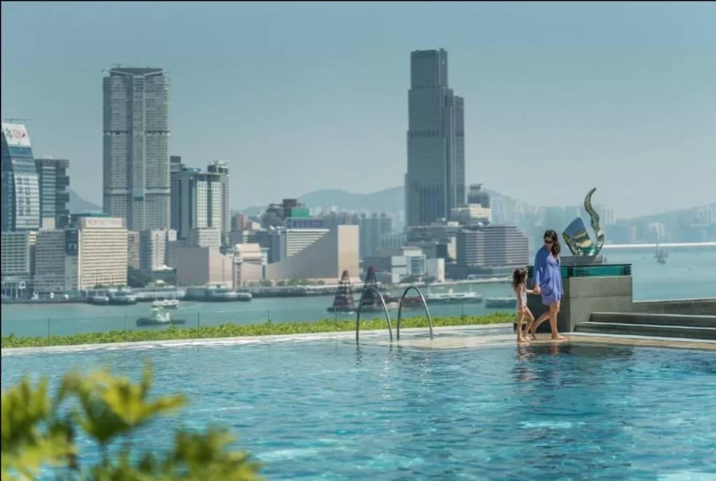 無天際泳池是Signature(圖片來源:Booking.com)