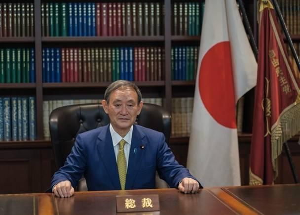 指與首相菅義偉私下達成了口頭協議(圖片來源:Getty Image)