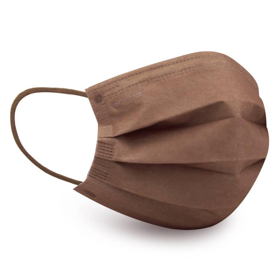 5款超靚奶茶色口罩(圖片來源:Protector)
