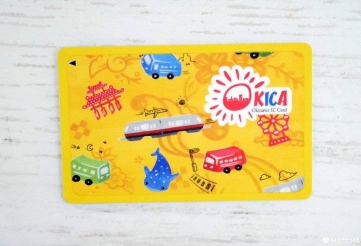沖繩單軌的OKICA比較特別