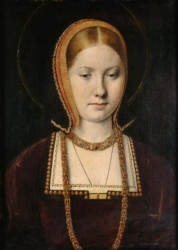 第一仼妻子 — 亞拉岡的凱瑟琳(圖片來源:britannica)