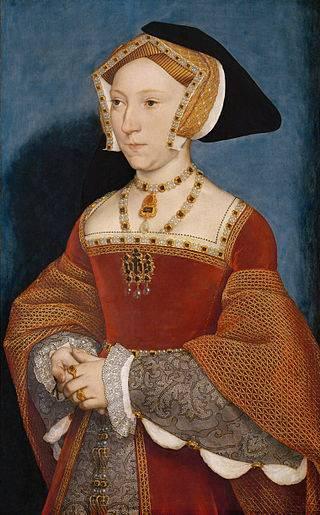第三仼妻子 — 珍·西摩(圖片來源:維基百科)