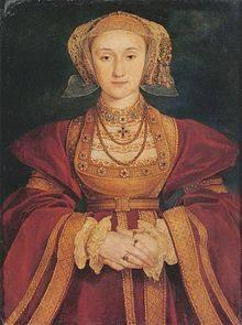 第四仼妻子 — 克萊沃的安娜(圖片來源:維基百科)