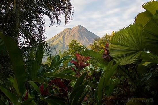 【全世界最佳國家公園】6.哥斯達黎加 阿雷納火山國家公園