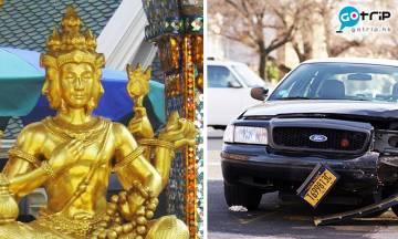 【求錢拿命換】母女泰國拜四面佛求財 隔天出車禍獲和解金