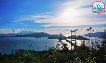 青衣自然徑|市區2小時易行行山路線 馬灣海峽+青馬大橋絕美日落海景