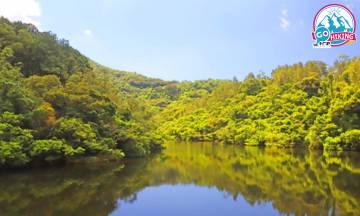 鶴藪水塘家樂徑|新手行山路線