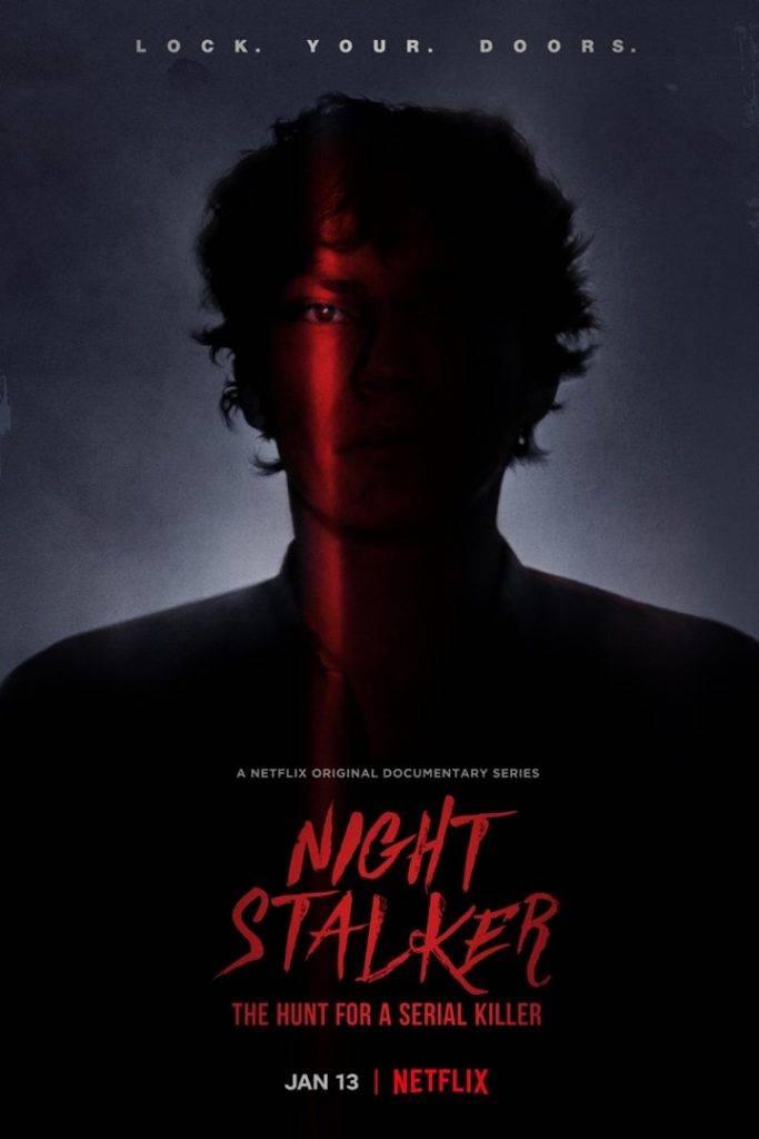 Netflix拍成紀錄片《夜行者:極惡連環殺手》(圖片來源:Netflix)