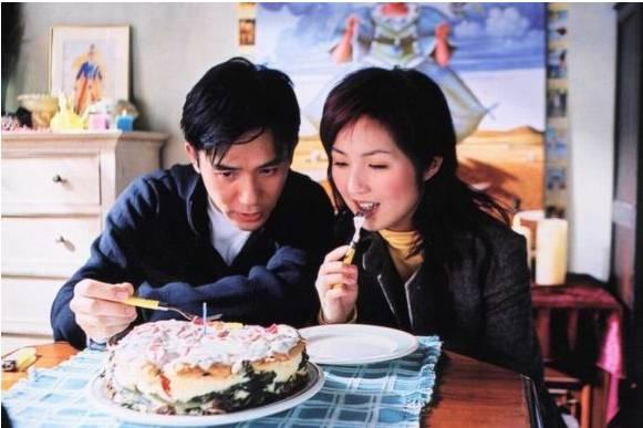 賴師傅整給葉孤紅的生日蛋糕都是經典(圖片來源:《行運超人》)