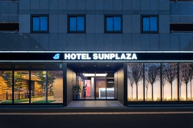 位於大阪新今宮站附近的「Hotel Sun Plaza」推出一晚390日圓(約28.8港元)特平住宿優惠。(圖片來源:maidonanews.jp)