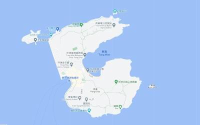 坪洲是一個島嶼,位於香港西南部,全島面積大約0.99平方公里