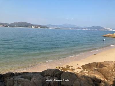 水質和環境都比東灣更好