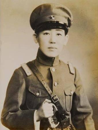 川島芳子照片(圖片來源:維基百科 )