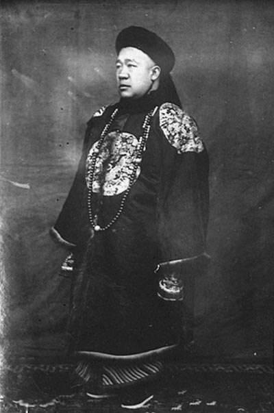 肅親王善耆照片(圖片來源:維基百科)