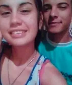 20歲母親及19歲繼父 (圖片來源:thesun)