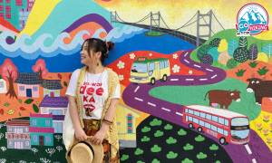 錦田好去處|錦田壁畫村+大水管+有機農莊!隱世泰國餐廳推介 如置身泰國度假