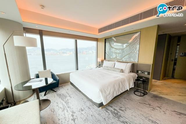 香港維港凱悅尚萃酒店(Hyatt Centric Victoria Harbour Hong Kong)
