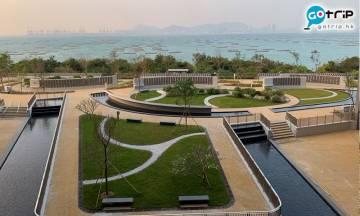 屯門曾咀紀念花園|全新香港最大紀念花園設寧靜海景 撒骨灰費用全免