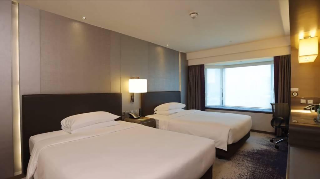 豪華客房寬敞舒適,最適合復活節住一晚放鬆身心。