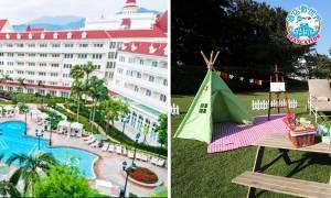 香港迪士尼樂園酒店Staycation低至6折 另推Glamping$97起